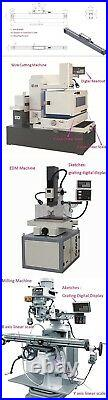 2 Axis DRO Digital Readout for Milling Lathe WEDM with 2x Linear Scale 150mm+250mm