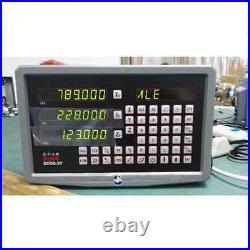 3-Axis Digital Readout DRO SINO SDS6-3V for Lathe Spark and Milling machine BI