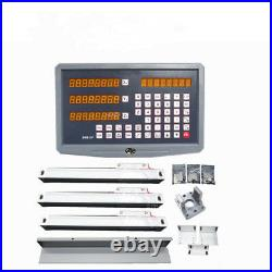3 Axis Milling Machine Digital Readout Indicator Reading Head