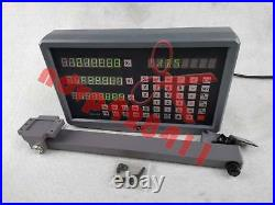 3-Axis Precision DRO Digital Display Readout For Milling Lathe Machine SNS-3V