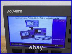 AcuRite Digital Readout 3-Axis DRO for Milling / Turning / Grinding 1197250-01