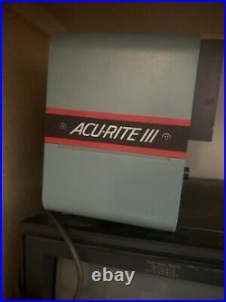 Acu-Rite III Digital Readout 2 Axis AcuRite DRO