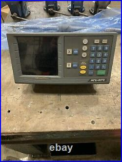 Acu-rite Digital Read Out Display / 2 x Axis / Good working order! 20011003