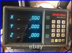 Anilam Wizard 211 Digital Readout 3 Axis