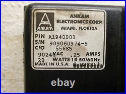 Anilam Wizard 800 digital readout 2 axis