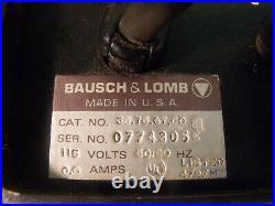 Bausch & Lomb 38.75.67.00 Accu Rite II X-Y Axis Digital Position Readout