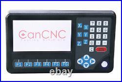 D80 Digital Readout, Digital Scale Display, 3-Axis, #D80-3V