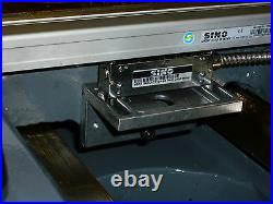 Digital Read Out System Kit for lathe 2-Axis fit 20 x 60 lathes