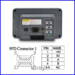 Digital Readout DRO LCD Readout Scale for Bridgeport Mill Lathe 2-80 Best