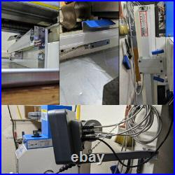 Digital Readout DRO TTL Linear Glass Scale Encoder CNC Milling Lathe 2/3/4/5Axis