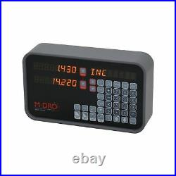 Digital Readout Display Console Mill Function 2 Axis