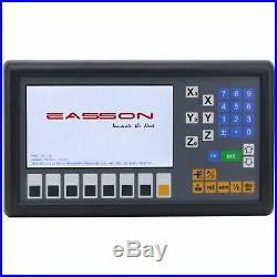 Digital Readout LCD Display Console Easson ES-12C 3 Axis Mill & Lathe Function