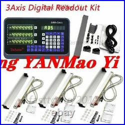 FedEx /DHL3Axis Digital Readout Linear Scale 200&320&1000 Kit + 300&1000mm Scale