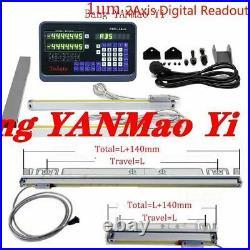 FedEx /DHLHigh Precision 2 Axis Digital Readout Display 1um Linear Scale Encoder