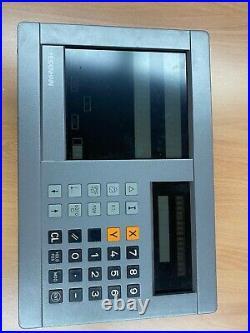 Heidenhain Nd 920 2 Axis Digital Read Out (brand New)