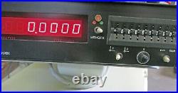 Heidenhain VRZ-181 2-Axis Digital Readout, Counter Display WithTilting Swivel Base