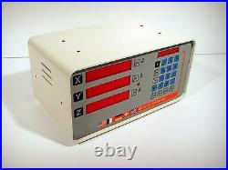 Metrologic IAD ME3005 3-Axis Digital Readout EXCELLENT PULL