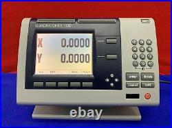 Metronics Quadra-Chek 100 QC120-RSF9S-RSF9SM Digital Readout Standard 2 Axis