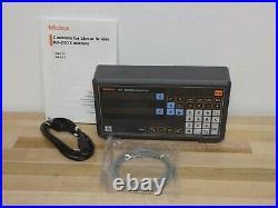 Mitutoyo Digital Readout DRO Display 2-Axis Standard KA Counter 174-183A