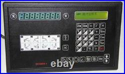New Single Axis Digital Readout W Linear Scale Dro Set Kit High Cost Performa nl