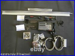 Newall 2 Axis Digital Readout DRO System for Lathe Package 8 x 40