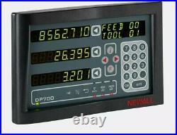 Newall DP700 3 Axis Digital Readout DRO Display