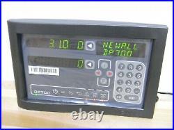 Newall DP700 Digital Readout 2-Axis DRO Display Kit DP7002110S12