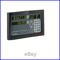 Newall DP700 Two Axis Digital Read Out Display Console