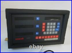 Newall DP7 7M311000 Digital Readout Unit 3 axis 7M311000 Spherosyn tested