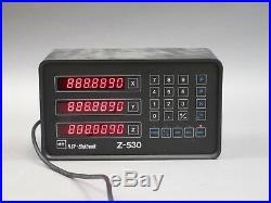 RSF-Elektronik Z-530 3-Axis Digital Readout