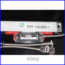 SINO SDS-2MS 2 Axis DRO Digital Readout With 2PCS Linear Scale Complete Kit