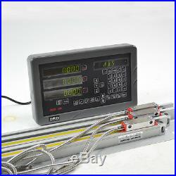 SINPO 3AXIS DIGITAL READOUT DRO KIT WITH 3 SCALES FOR Mill Milling Machine NEW