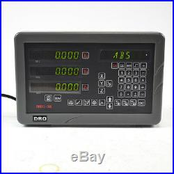 SINPO 3-Axis Digital Readout DRO Linear Glass Scale for Mill Milling Machine