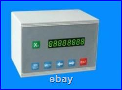 Single / One 1 Axis Simple Digital Readout Dro New rl