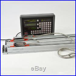 Sino 3 Axis Digital Readout Dro Kit For MILL Milling Machine With Linear Scales
