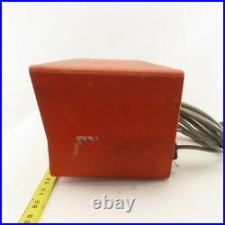 Teledyne Gurley 8781-2 Pathfinder 50 X-Y Axis Digital Readout 120/240V 1Ph