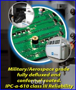 USA MADE digital readout DRO kit 9x48 Bridgeport Mill 2 axis Scales w BRACKETS