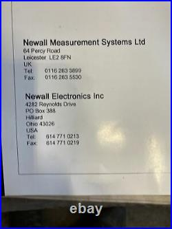USED Newall DP7 7C211000 3-axis Digital Readout Spherosyn System Complete Sys