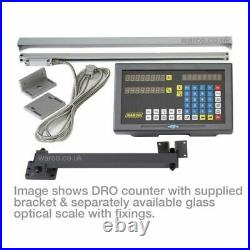 Warco Digital Readout Machine DRO Counter 2 axis or 3 axis available