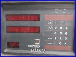Wizard Anilam A1662000000 DRO Display Digital Readout 2 Axis